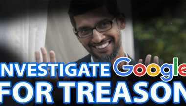 Peter Thiel: Investigate Google For Treason