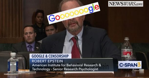 Top Scientist Reveals How Google and Facebook Are Going To Steal The 2020 Election