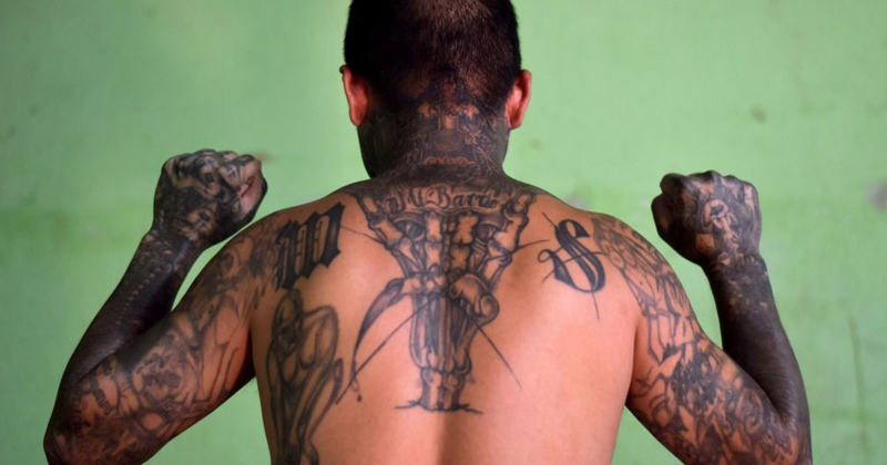 MS-13 Member & Previously Deported Child Rapist Caught Crossing Border