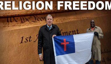 "Fighting Anti-Christian Bigots for ""Free Exercise"""