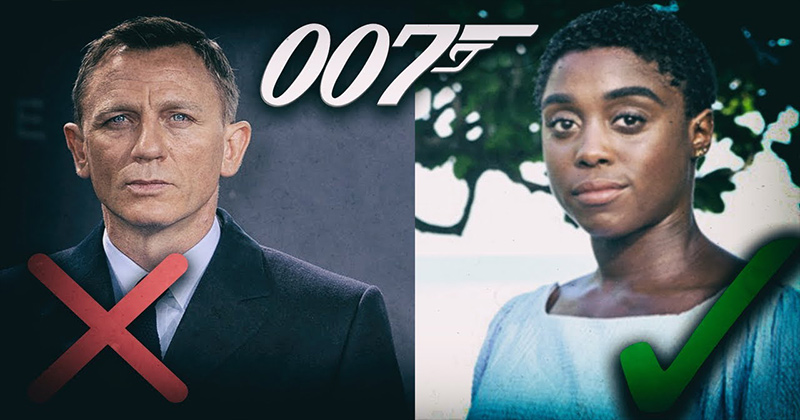 Next 007 Will Be Played By A Black Woman