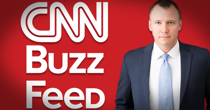 Comey's White House Spy Works For Buzzfeed & CNN