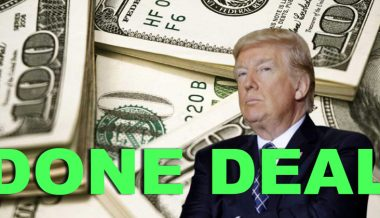 Trump & Dems Agree: Ignore Deficit & Budget