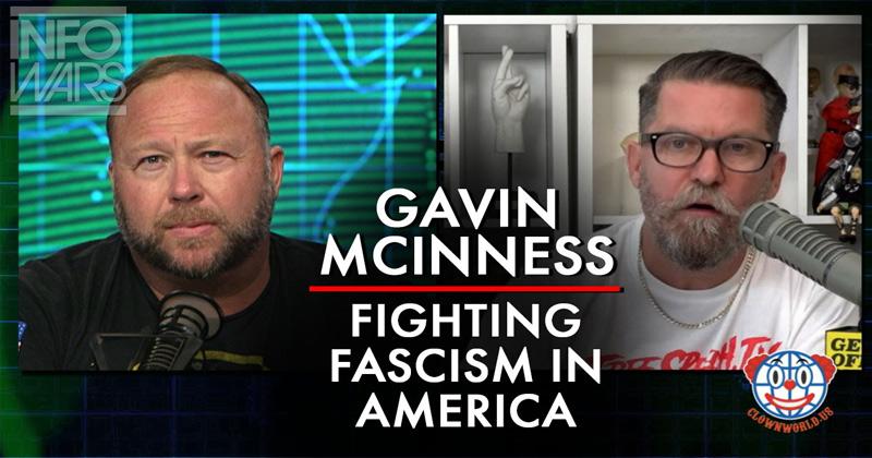 Gavin McInness: Fighting Fascism In America