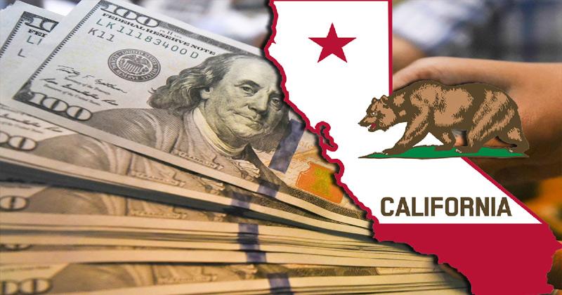 California Taxes Everyone in USA