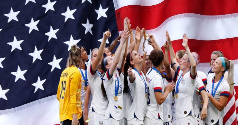 15-Yr-Old Boys Defeated US Women's Soccer Team