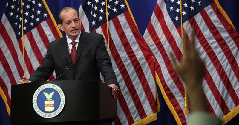 Labor Secretary Alex Acosta Resigning as Pressure Mounts From Jeffrey Epstein Case