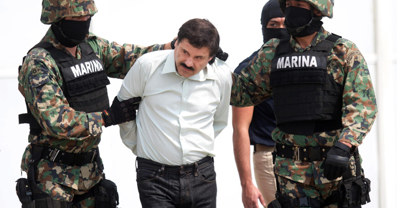 El Chapo Jailed For Life
