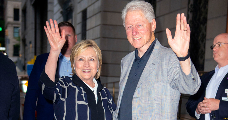 #ClintonBodyCount: Epstein Found Almost Dead in Jail Cell - Watch Live!