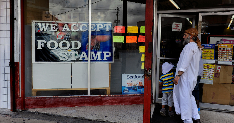 Trump Admin Seeks to End Food Stamps For Higher Income Recipients