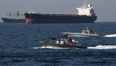 Iran Seizes Foreign Tanker, 12 Crew Members in Straight of Hormuz - Report
