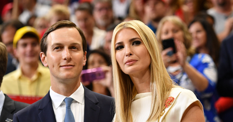 House Dems Authorize Subpoenas For Ivanka, Jared's Emails, Text Messages