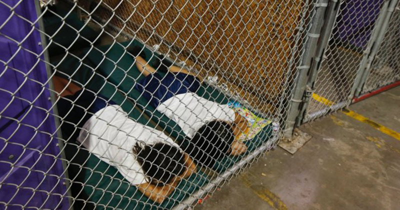 """House Democrats use Obama era photo to promote """"Kids in Cages"""" hearing"""