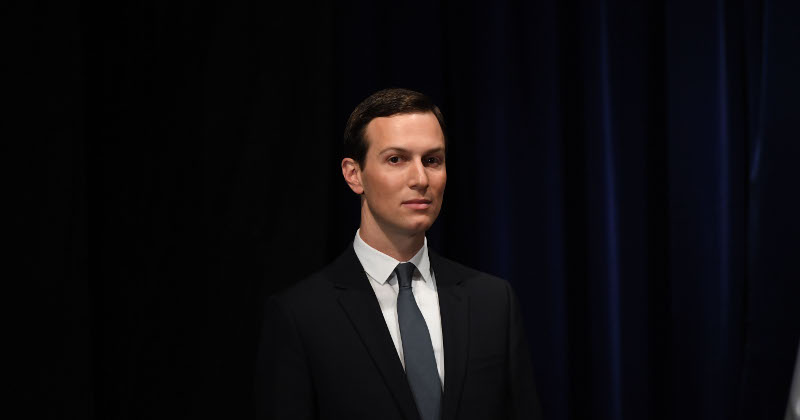 President Trump Puts Jared Kushner In Charge Of Border Wall Construction: Report