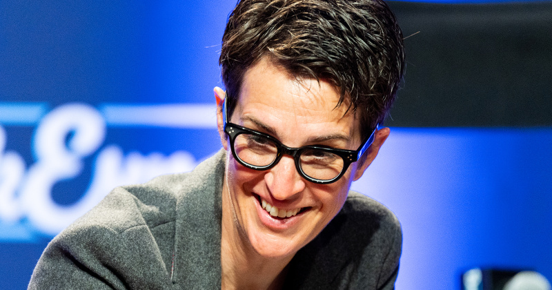 Rachel Maddow Defends Mueller Hearings, Says it Was a 'Remarkable Day'