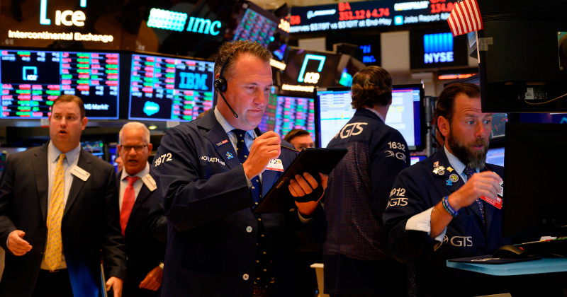 Wall Street Rally Continues With New Records