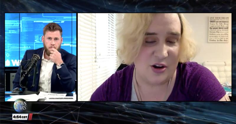 Transgender LGBTQ Activist Jessica Yaniv Pressed on Childhood Hormone Therapy