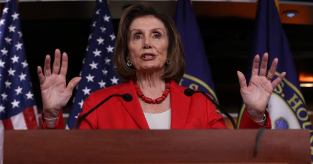 Floor Fight: Pelosi Attacks Trump, But Gets Shut Down Instead by House Members