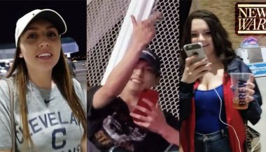 VIDEO: Kaitlin Bennett Stalked & Attacked At Baseball Game