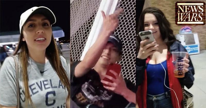 VIDEO: Kaitlin Bennett Stalked & Attacked At Baseball Game