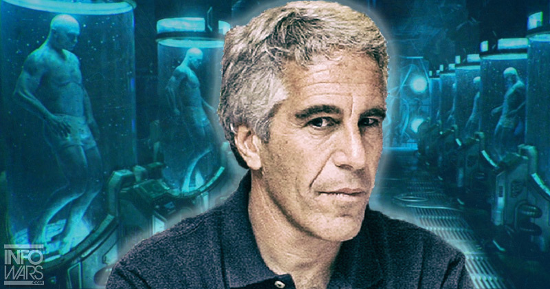 Transhumanism & Eugenics: Scientists Reveal Jeffrey Epstein's Plan To Create Breakaway Civilization