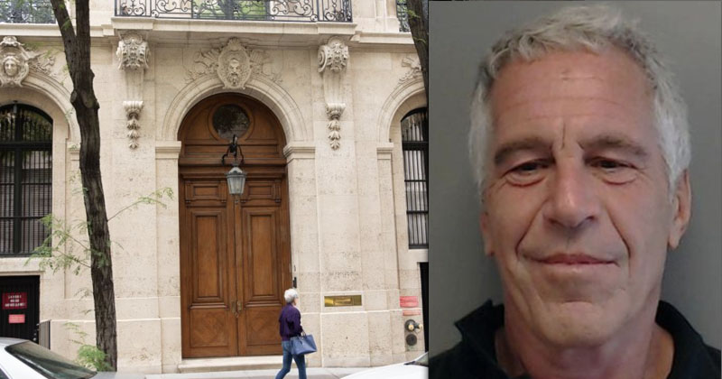 Here's All The Twisted Sh*t Found in Epstein's Home During FBI Raid