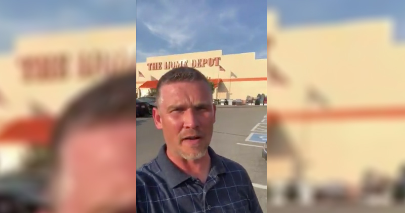 Pastor Destroys Liberal Boycott: 'Home Depot can't be bullied into silence!'