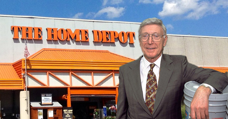 Home Depot Founder Slams Liberal Boycott: 'It Angers Me'