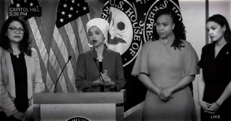 RNC Ad Blames Democrat Jihad Squad for Inspiring Antifa Terror Attack