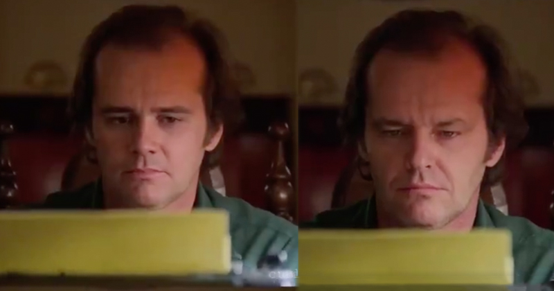 Terrifyingly Real: Jim Carrey 'The Shining' DeepFake Will Make You Question Everything