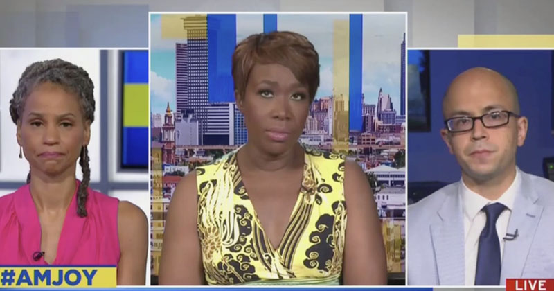 Joy Reid: Trump Treating Migrants with 'Cruelty' Because 'Base Wants to See This'