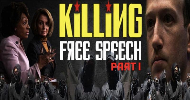 'Killing Free Speech' Documentary Exposes Far-Left Propaganda in Schools