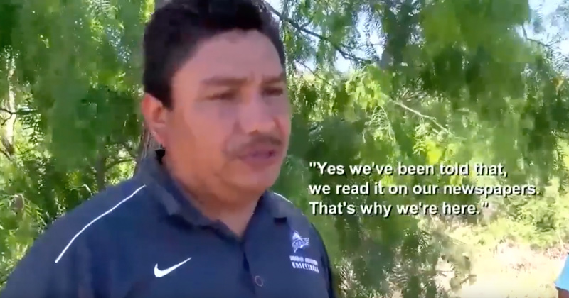 Soros Running Ads In Central America Telling Migrants They Will Get Free Stuff In The USA