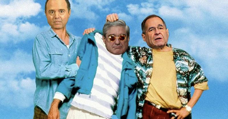 Trainwreck Mueller Hearing Sparks Memes Galore
