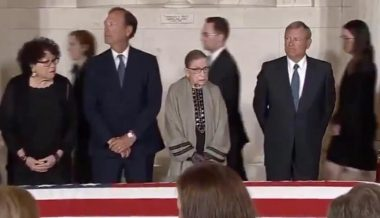 Watch Live: RBG's Famous Last Words - Were They Fabricated?