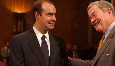 Trump Is Nominating Justice Scalia's Son For A Big Job