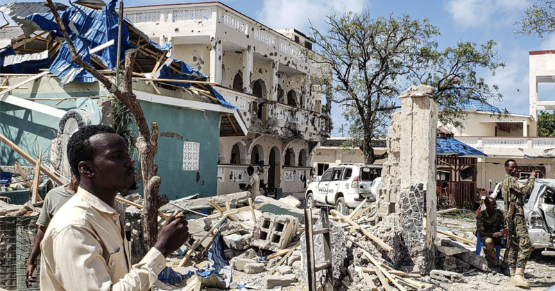 Somali Forces Brace For New Attacks After Jihadist Hotel Assault Leaves Dozens Dead