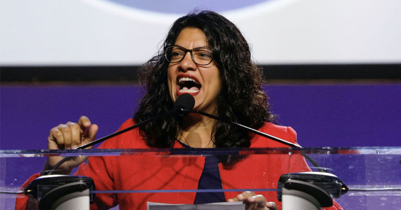 Tlaib: Trump's 'Hate Agenda Seeping Into Policymaking'