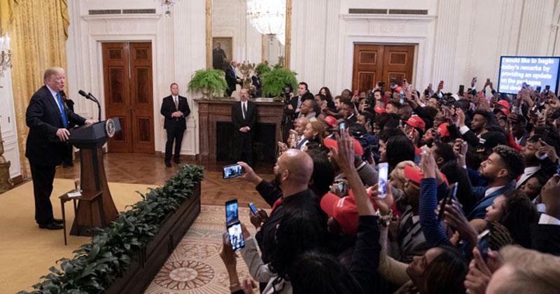 Clueless Pelosi Says MAGA Hats Equal 'Make America White Again'