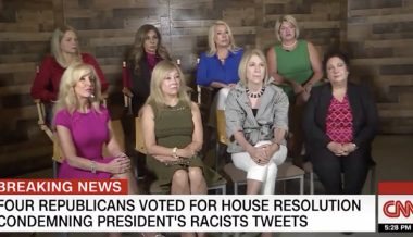 CNN Tries To Convince 8 Conservative Women That Trump Racist -- All Say They Support President!