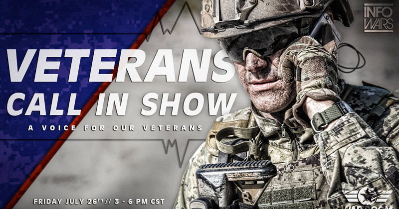 Veterans Call-in Show: Veterans Respond to Mueller's Testimony