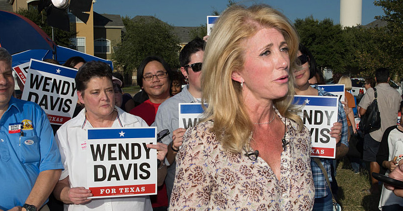 'Abortion Barbie' Wendy Davis Will Run for Congress Against Pro-Life Texas Congressman
