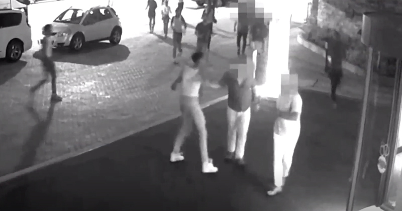 Police Searching for Teen Suspects Seen Beating Man Outside of Washington DC Hotel