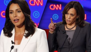 Flashback: Tulsi Gabbard Destroyed Kamala Harris During Democrat Presidential Debate
