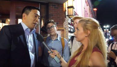 Yang Admits He Wants To Enforce Censorship!