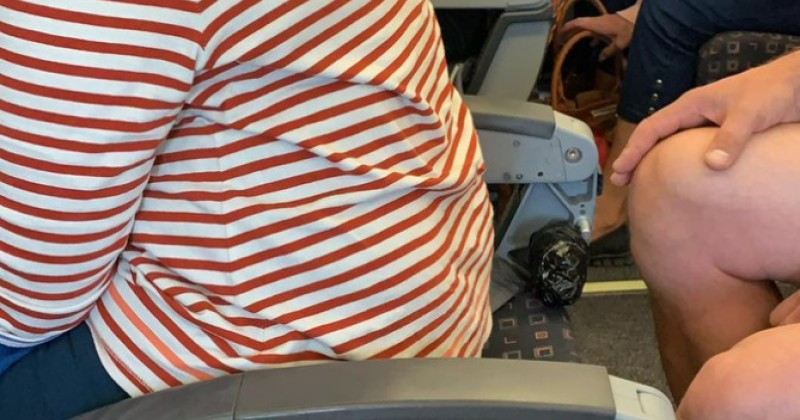 Budget Airline EasyJet Blamed For 'Backless Seat' Controversy