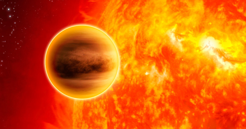 Four new 'hot Jupiters' discovered
