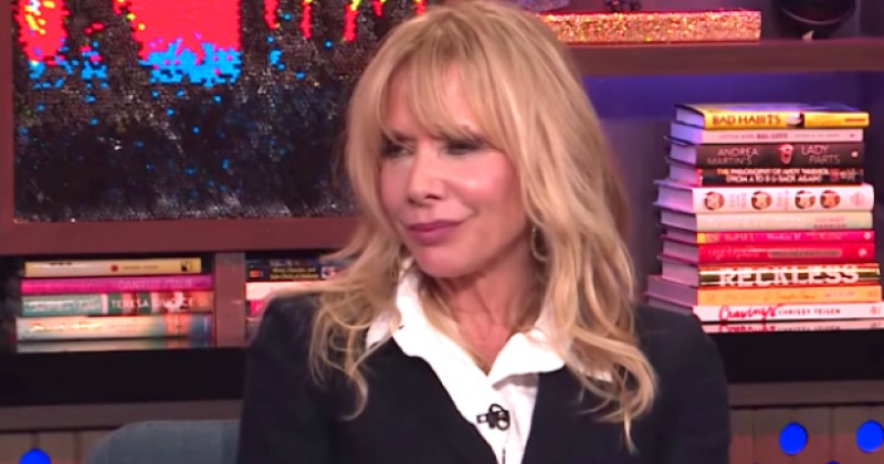 "Actress Rosanna Arquette Apologizes For Being ""Born White"""