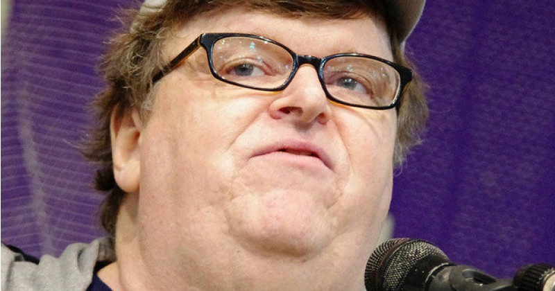 Michael Moore: Whites Vote for Trump Because They Are Afraid of Losing Power to Minorities