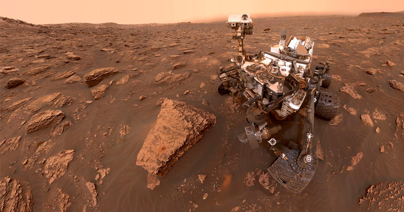 Mars Mystery: Scientists Baffled by Unusual Methane Spikes That Hint at Life